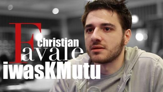 Christian 'iwasKMutu' Favale: una vita in bilico tra cinema e poker