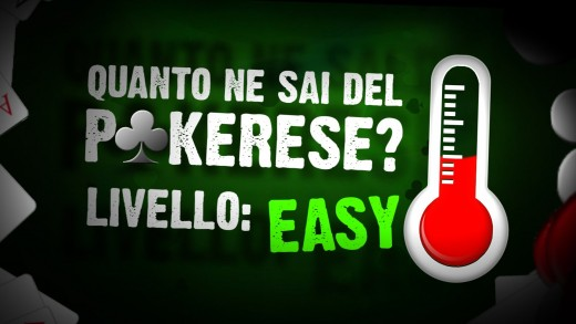 Cosa significano nuts, cooler e blind war nel poker?