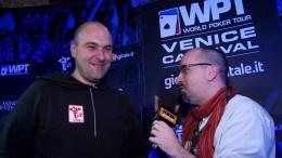 WPTN Venice – Alessandro Minasi alza la coppa!