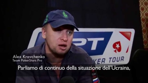 "KRAVCHENKO E LA QUESTIONE RUSSO-UCRAINA: ""SERVE UN DEAL"""