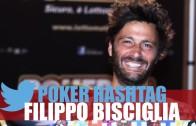 Poker #hashtag: Filippo Bisciglia @PLS Malta