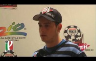 Filippo Candio – Main Event WSOP 2010 – Day 6