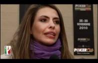 """PAMELA CAMASSA E IL POKER: """"PRO SI NASCE, E IO NON SONO PORTATA"""""""