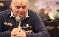 Carlo Braccini – una colonna del poker italiano