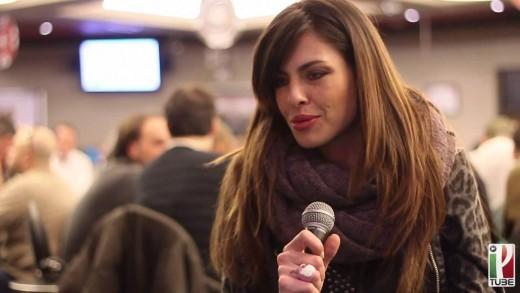 "Gli Assi di PokerClub – Pamela Camassa ""Tale e Quale"" a PokerClub"