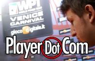 PlayerDotCom: i player italiani affrontano il poker mondiale – Giuliano Bendinelli