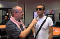 """""""I Protagonisti"""" del Poker al WPTN di Campione – Alessandro Sallustio"""
