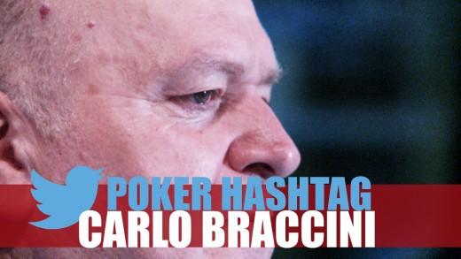 Poker #hashtag – Carlo Braccini @PLS Malta 2014
