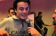 I protagonisti del Poker Live – Luca Granieri, bandierina targata Casinò di Venezia
