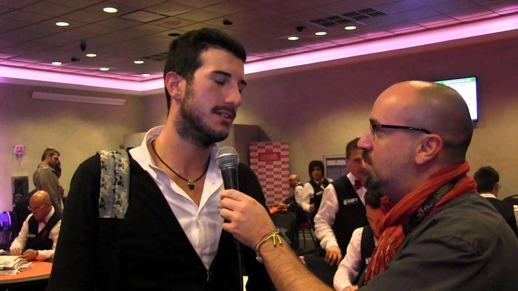 I protagonisti del Poker Live - Steven Minelli in vetta al WPTN